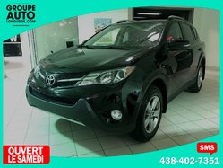 Toyota RAV4 XLE / AWD / TOIT OUVRANT / CAMERA DE RECUL / MAGS  2015