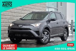 Toyota RAV4 LE*AWD*CAMERA*BLUETOOTH*SIEGES CHAUFFANSTS*5700KM*  2016