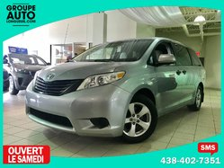 Toyota Sienna LE / 7 PASS / CRUISE/GROUPE ELECTRIQUE  2013