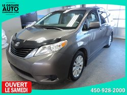 Toyota Sienna LE AWD 7PASS. CAMERA MAG ET PLUS  2013