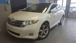 Toyota Venza V6 AWD CUIR TOIT MAGS 20 ''  2010