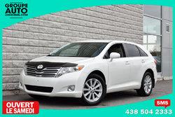 Toyota Venza *4CYL*AWD*BLANC PERLE*BAS KILO*  2011