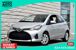 Toyota Yaris CE*HATCHBACK*SILVER*1PROPRIO*  2015