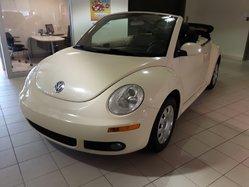 Volkswagen New Beetle Convertible CONVERTIBLE AUTOMATIQUE CUIR  2007