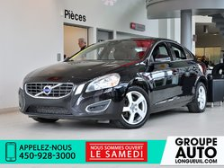 Volvo S60 T5 * CUIR * TOIT OUVRANT * BLUETOOTH * MAGS *  2013