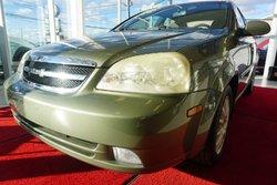 Chevrolet Optra LS-BAS KILO-TRÈS PROPRE-ÉCONOMIQUE  2004