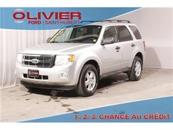 Ford Escape XLT AUTO 3.0L AWD BLUETOOTH MAGS  2010