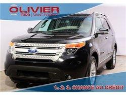 Ford Explorer XLT AWD BLUETHOOT SONAR DE RECUL MAGS  2014