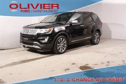 Ford Explorer Platinum AWD 4X4 CAMERA NAV BLUETOOTH CUIR MAGS  2016