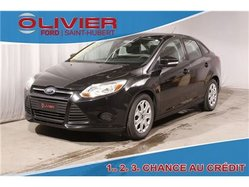 2013 Ford Focus SE 5 VITESSES BLUETOOTH A/C