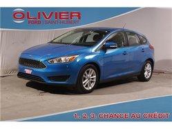 Ford Focus SE AUTO BLUETOOTH CAM MAGS A/C  2015