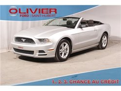 Ford Mustang PREMIUM V6 CONVERTIBLE AUTO NAV+CAM MAGS  2013