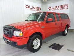 Ford Ranger 2WD SuperCab 126''  2008