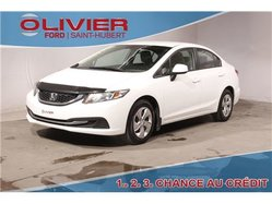 Honda Civic LX (A5) BLUETOOTH A/C  2013
