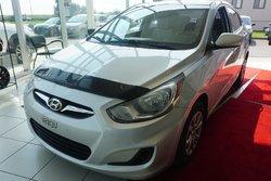 Hyundai Accent GL-TRÈS BAS KILO-UN SEUL PROPRIO-JAMAIS ACCIDENTÉ  2012