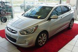 Hyundai Accent GLS-HATCHBACK  2013