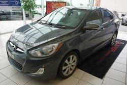 Hyundai Accent GLS-UNE SEULE PROPRIO-JAMAIS ACCIDENTÉ  2013