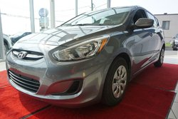 Hyundai Accent LE-BAS KILO-GARANTIE-A/C  2016
