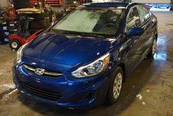 Hyundai Accent GL-A/C-BLUETOOTH-SIÈGE CHAUFFANT-BAS KILO-  2016