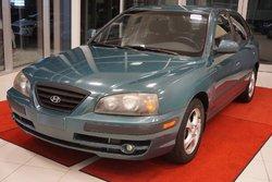 Hyundai Elantra GT-POUR PETIT BUDGET  2005