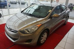 Hyundai Elantra GL AUTO A/C GR.ELEC BLUTOOTH  2013
