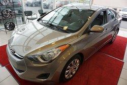 Hyundai Elantra GL GARANTIE-AUTOMATIQUE-BLUETOOTH  2013