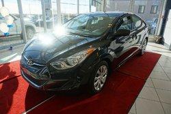 Hyundai Elantra GL-BLUETOOTH-A/C-SIÈGES CHAUFFANTS-UN SEUL PROPRIO  2013
