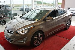 Hyundai Elantra Limited NAVIGATION-CUIR-TOIT-CAMÉRA-BLUETOOTH  2014