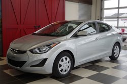 Hyundai Elantra A/C, BLUETOOTH,REGULATEUR DE VITESSE  2014