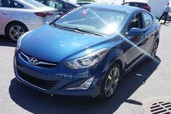 Hyundai Elantra GLS-TOIT OUVRANT-MAG--BLUETOOTH-CAMÉRA  2016