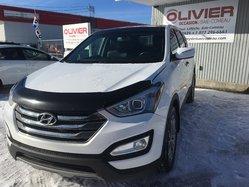 Hyundai Santa Fe Limited  2013