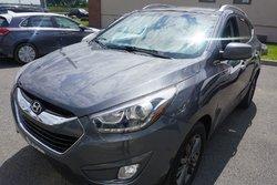 Hyundai Tucson GLS-AWD-TOIT PANO-DEMI CUIR-CAMÉRA DE RECUL  2015