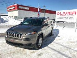 Jeep Cherokee Sport 4X4  2017