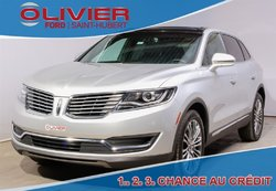 Lincoln MKX Reserve AWD CUIR TOIT PANO NAV MAGS  2016