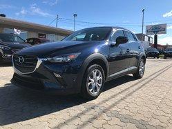 2019 Mazda CX-3 AWD ac/gr/electrique retroviseur chauffant camera de recul bluetooth assistance de freinage GS