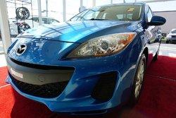 Mazda Mazda3 A/C-BLUETOOTH-MAG-TOUT ÉQUIPÉ-UN SEUL PROPRIO  2012