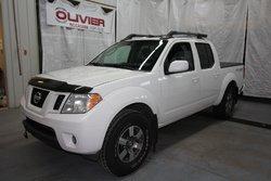 Nissan Frontier PRO-4X  2011