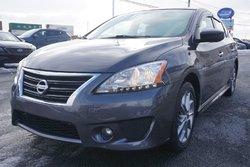 Nissan Sentra SV-BLUETOOTH-MAG-A/C-BAS KILO-UN SEUL PROPRIO  2013