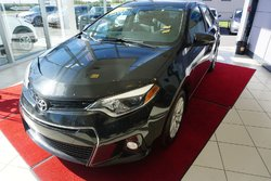 Toyota Corolla S-TOIT-DEMI-CUIR-CAMÉRA-COMME NEUF  2015