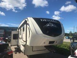 Caravane a sellette DENALI 293RKS  2015