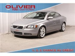 Volvo C70 T5 CONERTIBLE A/C CUIR MAGS  2008