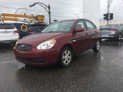 Hyundai Accent Gl  2007