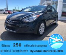 2013 Hyundai Elantra GL 1,8L Automatique