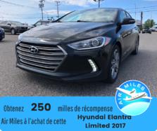 Hyundai Elantra Limited Bas kilométrage Mags Tout équipé Démarreur  2017