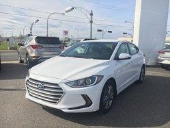 Hyundai Elantra GL **COURTOISIE**  2018
