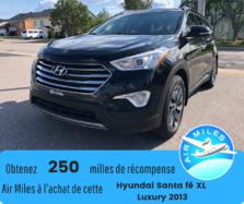 Hyundai Santa Fe Luxury Bas kilométrage 7 passagers  2013