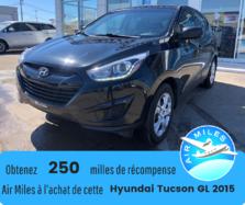 Hyundai Tucson GL AWD Pneus hiver Bluetooth Bas kilométrage !  2015