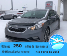 Kia Forte EX  2014
