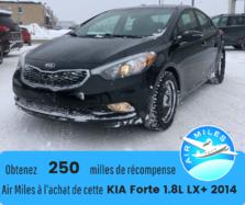 Kia Forte 1.8L LX+*Bancs chauffants*Toit panoramique*BT*Auto  2014