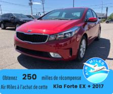 Kia Forte EX Bas kilométrage Un Seul propriétaire Auto  2017